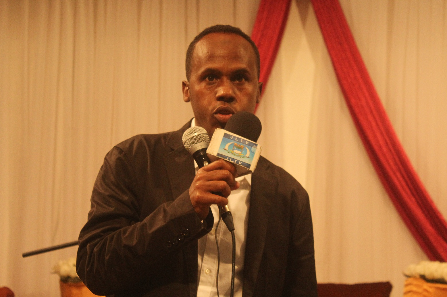 Abokar Mohamed Sheik, chairman of Banadir Sports Club
